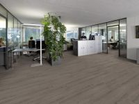 Vorschau: Vinylboden Landhausdiele Paris Oak dark grey