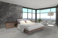 Vorschau: TFD Floortile Klebevinyl Style Register RE 15-3 Schlafzimmer