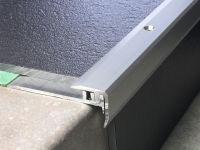 Treppenkantenprofil 331 silber