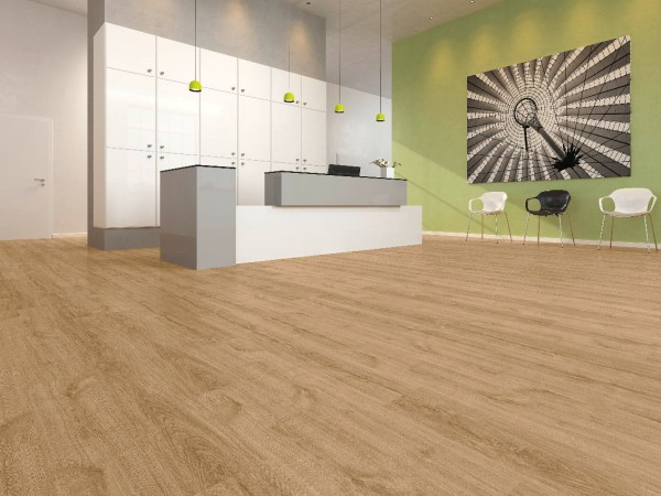 Vinylboden Design 555 French Blond Oak