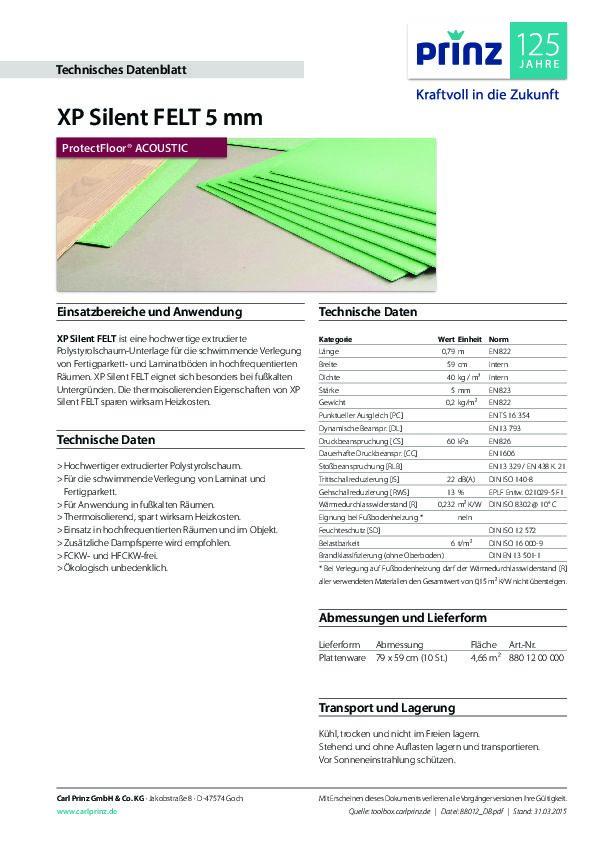Technische Daten PDF 341 KB
