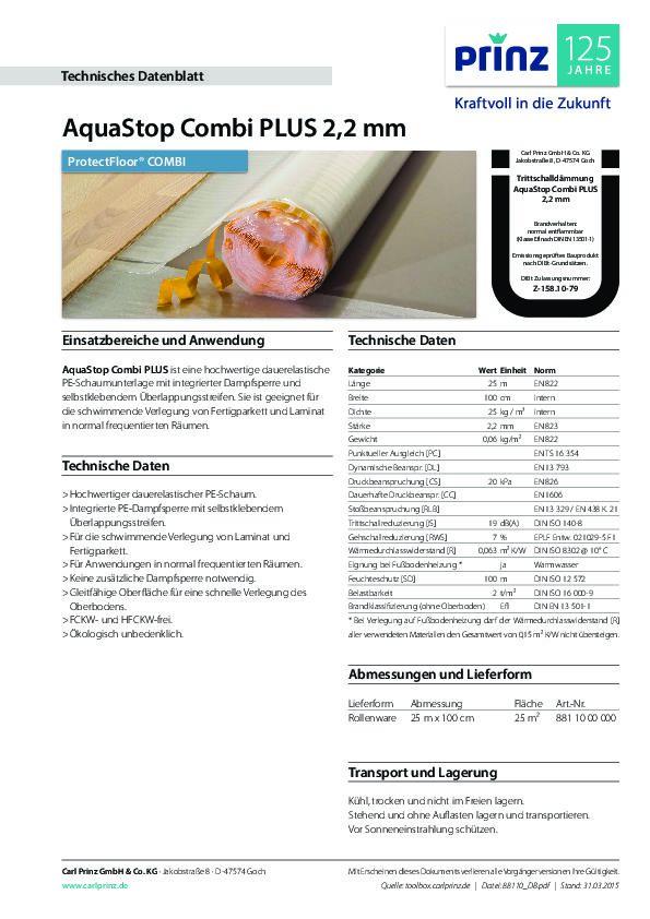 Technische Daten PDF 399 KB
