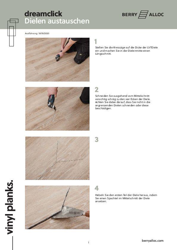 Plank Ersatz