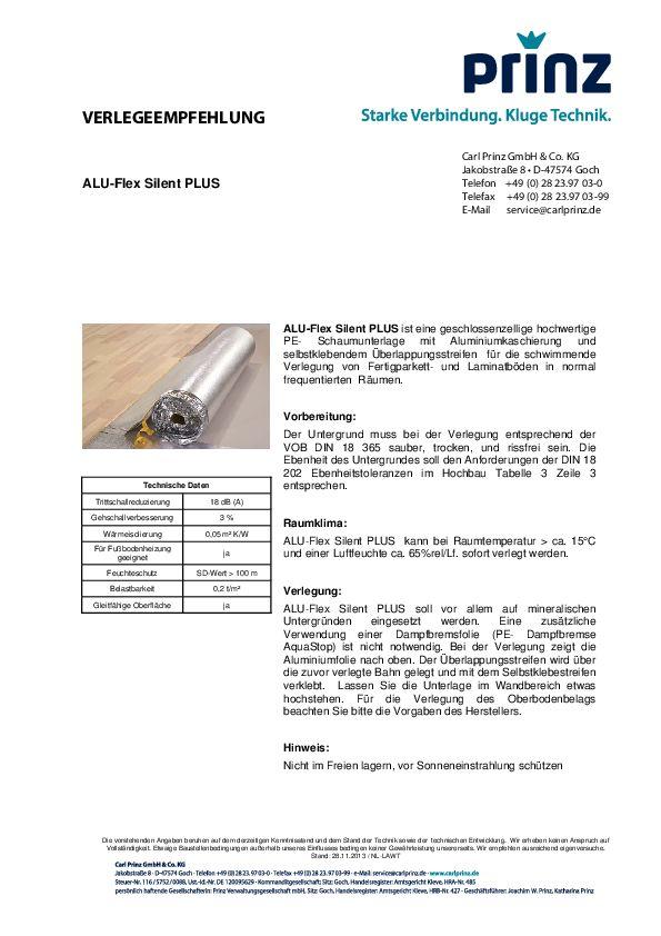 Verlegeempfehlung PDF 73,4 KB