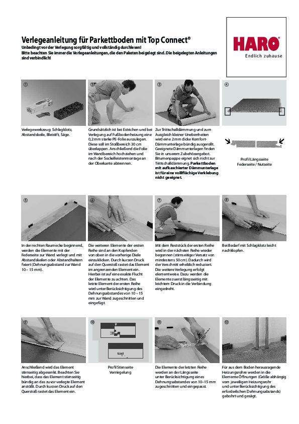 Verlegung PDF