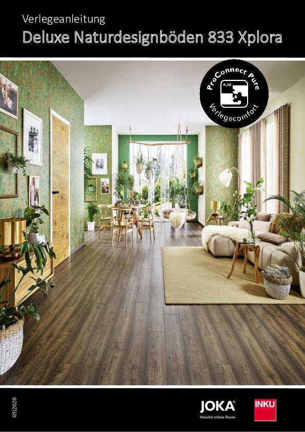 Verlegeanleitung - Joka Naturdesignboden