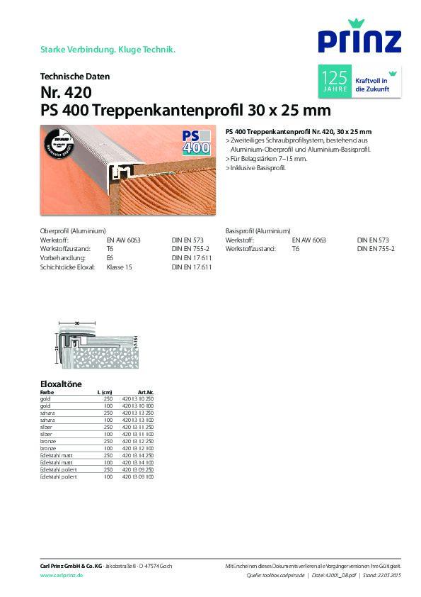 Technische Daten PDF 361 KB