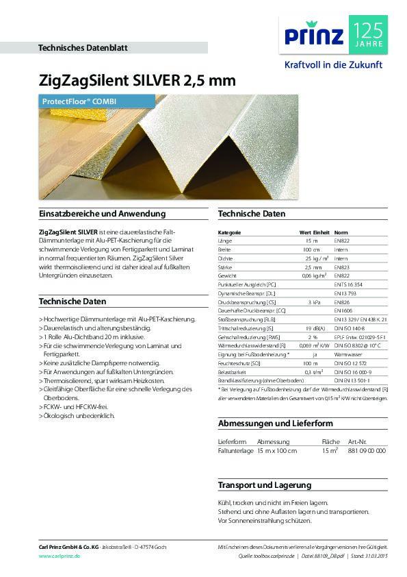 Technische Daten PDF 554 KB