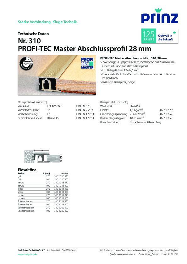 Technische Daten PDF 359 KB