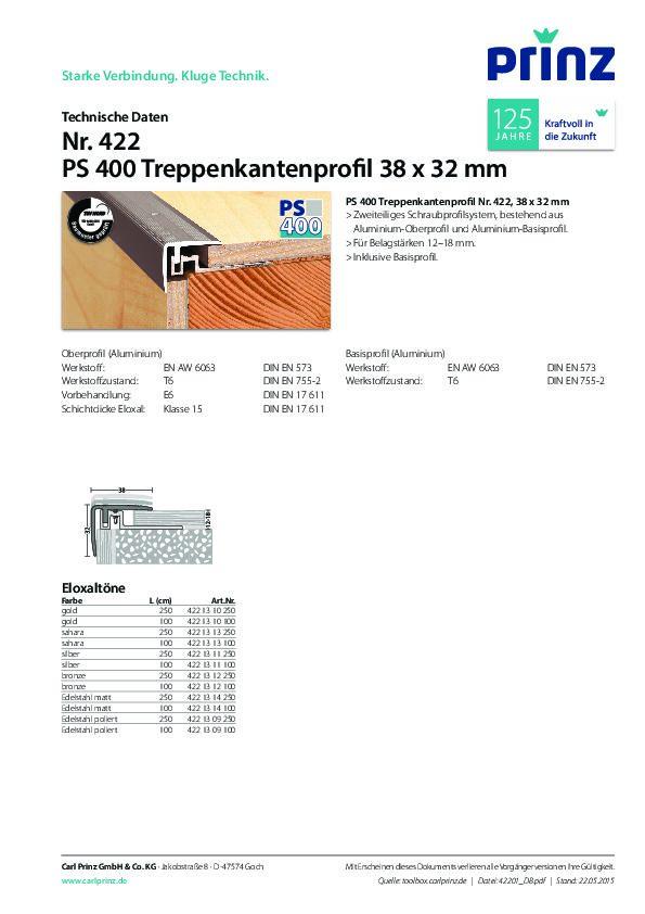 Technische Daten PDF 367 KB